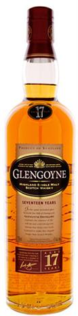 Glengoyne Scotch Single Malt 17 Year Old